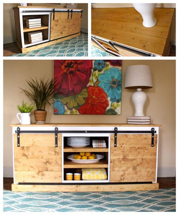 22 best entertainment centers images on pinterest living room sliding doors and barn doors. Black Bedroom Furniture Sets. Home Design Ideas