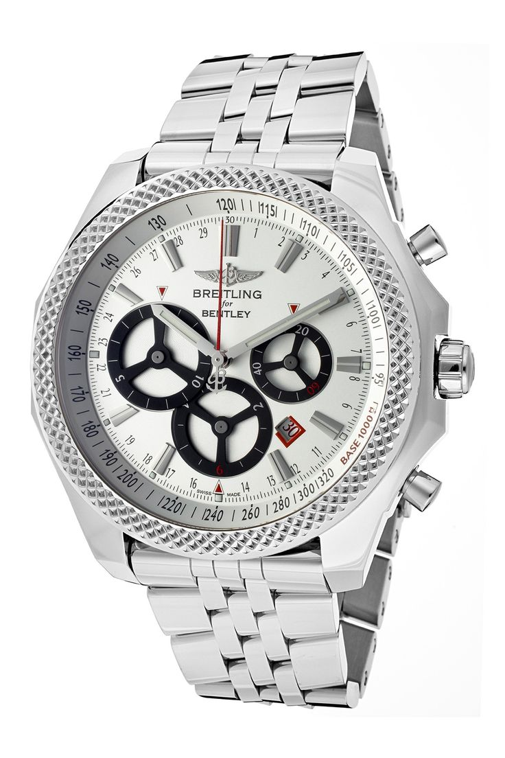 Breitling Men's Breitling for Bentley Chronograph Watch  #Chronograph watch #Sapphire #