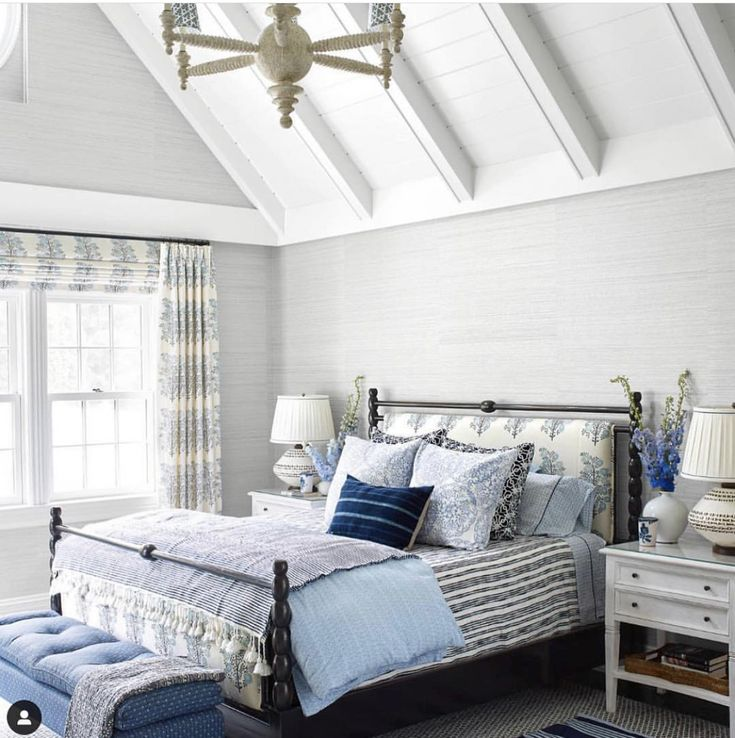Pin By Ashleigh Rader On Bedrooms White Home Decor Home
