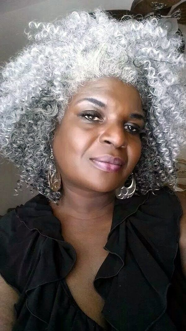 45 Short Hairstyles For Older Women Over 50 Hair Natural Hair