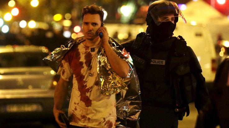 Bataclan Attendees Describe Horror of Terrorist Attack   Rolling Stone