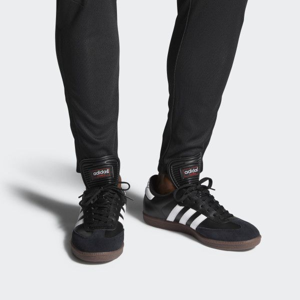 verb Duplicate Assassinate  adidas Samba Classic - Black | adidas US | Adidas samba, Formal shoes for  men, Black adidas