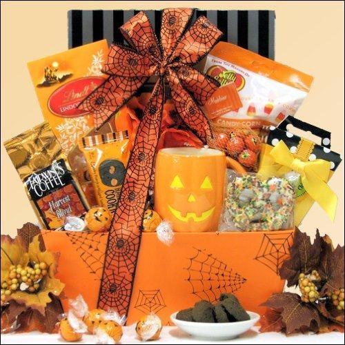 Gourmet Halloween Gift Basket $52.99