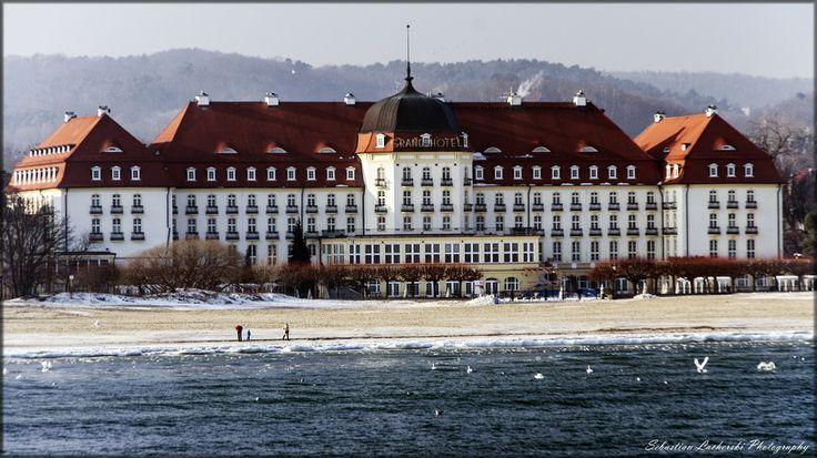 Grand Hotel - W Sopocie by Sebastian Lacherski on 500px