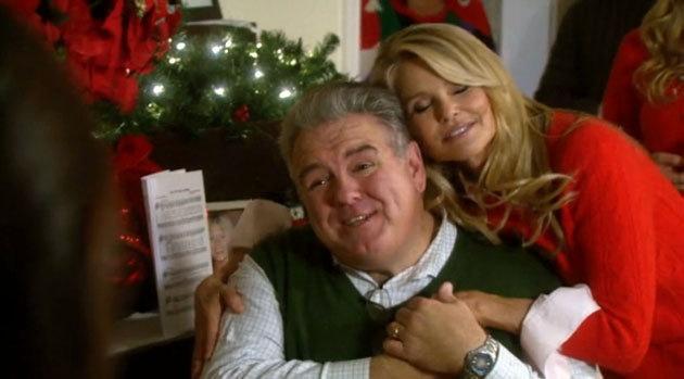 "Get a sneak peek at Christie Brinkley on this week's ""Parks and Rec"" - Christie Brinkley's unlikely TV husband. - http://www.PaulFDavis.com love coach, dating expert (info@PaulFDavis.com)"