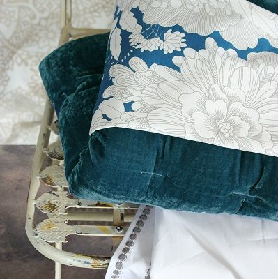 Chateau Teal from the Seneca Mon Paris Winter 2014 Collection