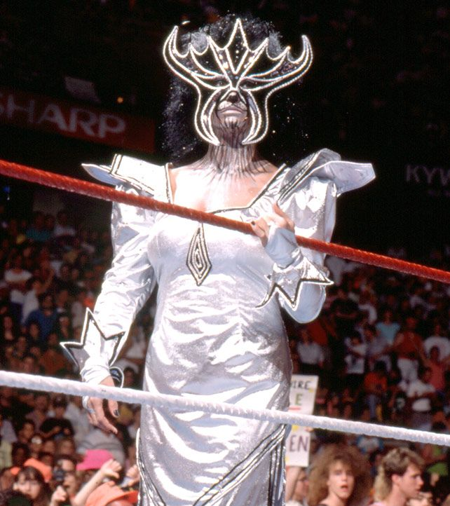 #WWE #HOF #Sensational #Sherri #Martel