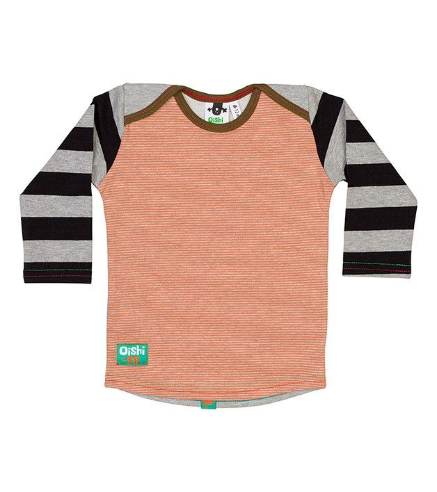 Vision Longsleeve T Shirt, Oishi-m Clothing for kids, circa 2015, www.oishi-m.com