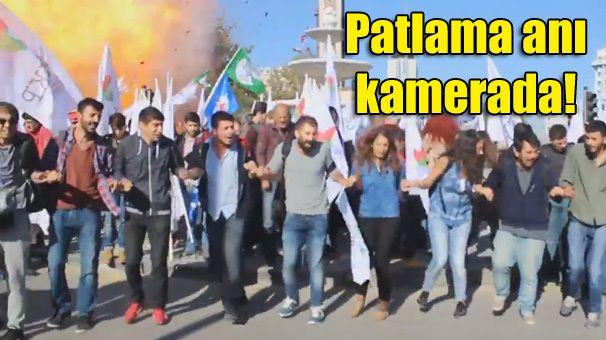 Ankara'da patlama 30 ölü, 126 yaralı