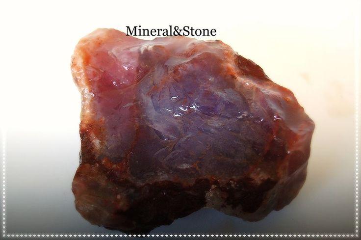 Anatolia Chalcedony Purple-Lavender Color Natural Rough 155 GRAM FROM / TURKEY #MineralStone