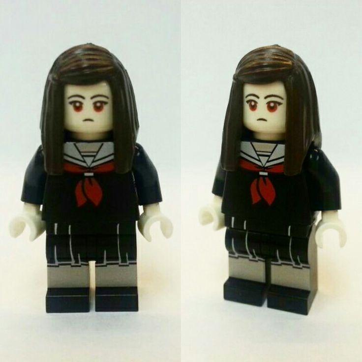 Hell Girl Lego Custom Minifigure