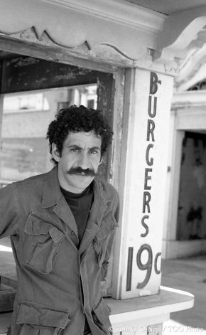 """Of all the people I've photographed, he was one of the nicest,"" said Tom G. O'Neal of singer-songwriter Jim Croce, who died in 1973, a year after this photo was taken. When O'Neal found this long-forgotten image among his old proof sheets, he said he was ""mesmerized"" by it. Photo: Tom G. O'Neal, TGO Photo"
