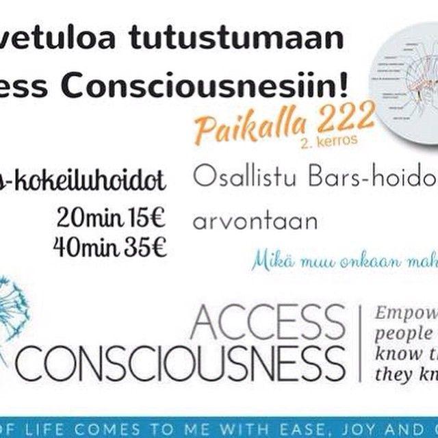 #minäolenmessut2017 #AccessConsciousness #AccessBars #Suomi #Finland paikka222 #tervetuloa #welcome