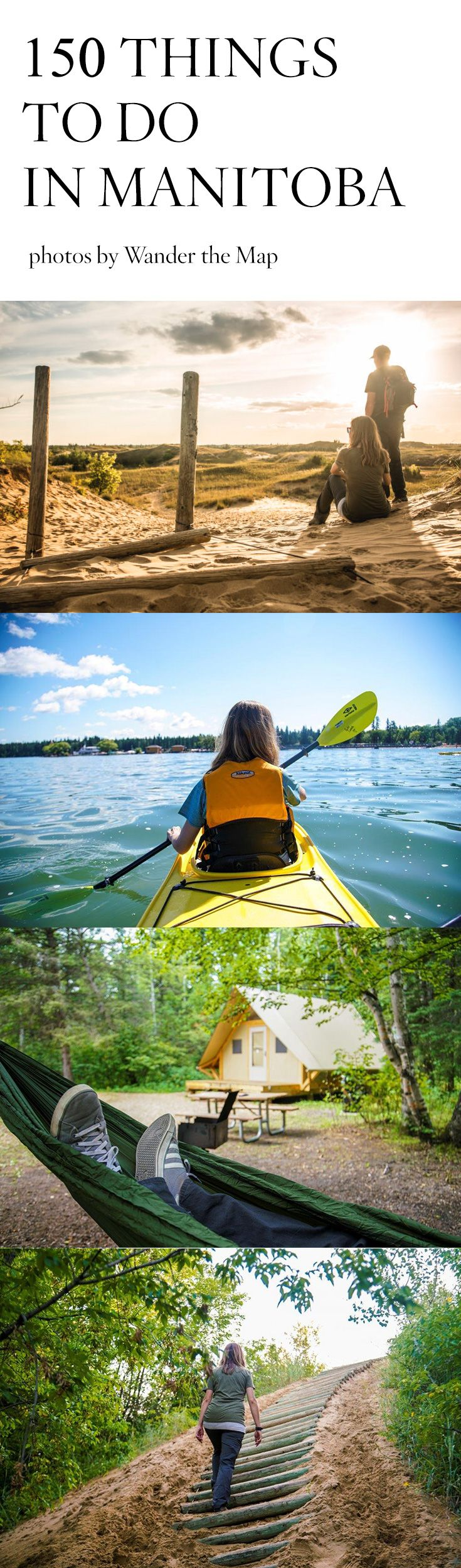150 Things to do in Manitoba in 2017. #exploremb