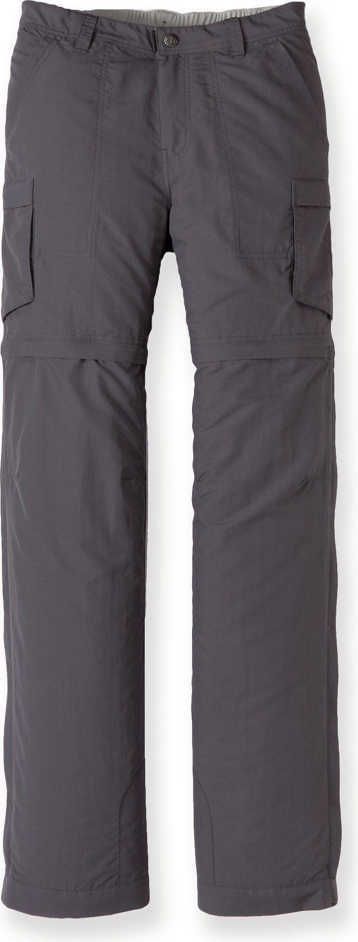 REI Sahara Convertible Pants - Women's Plus Sizes - REI.com