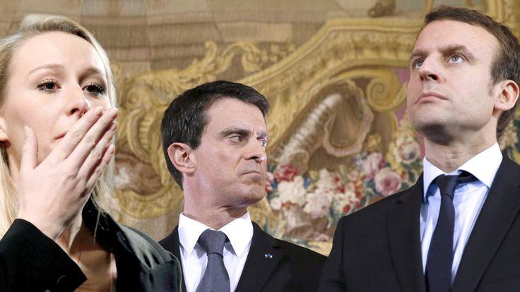 Die Folgen der Wahl von Emmanuel Macron sind spektakulär. Der Premierminister begeht politischen Selbstmord – und reißt seine Partei mit ins Verderben. Auch die Familie Le Pen macht nicht mehr gemeinsame Sache.