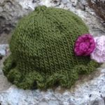 from Tipnut, 35+ free patterns for knitted baby & toddler hats