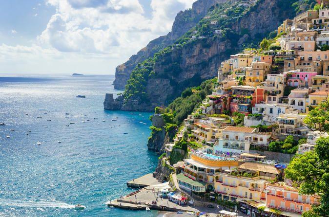 Full-Day Amalfi Coast Experience from Sorrento 2018