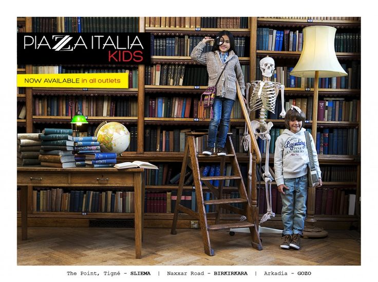 Kidswear Now Available @ All Piazza Italia Outlets