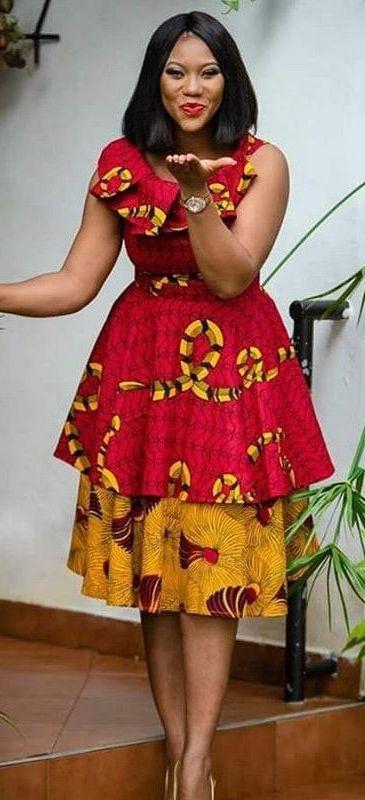 African dress style by dzifa gray, African fashion, Ankara, kitenge, African women dresses, African prints, African men's fashion, Nigerian style, Ghanaian fashion, ntoma, kente styles, African fashion dresses, aso ebi styles, gele, duku, khanga, vêtements africains pour les femmes, krobo beads, xhosa fashion, agbada, west african kaftan, African wear, fashion dresses, asoebi style, african wear for men, mtindo, robes de mode africaine.