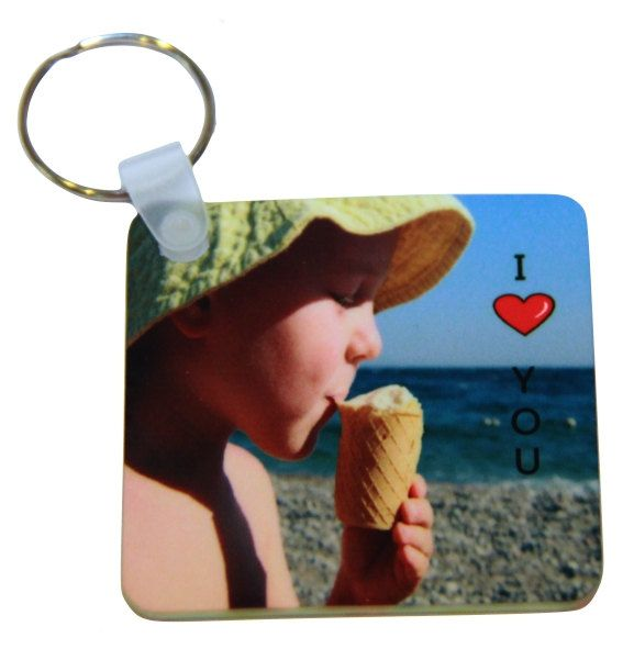 Photo Keychain, Photo Gifts Custom photo print gifts for grandma by KALUCAart on Etsy
