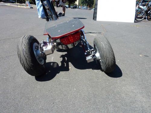 Zuumer, first walkaround look   V is for Voltage electric vehicle forum