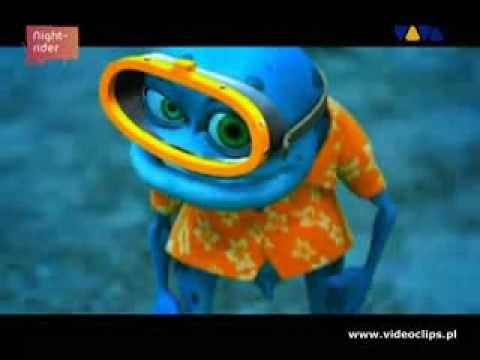 Crazy Frog Dance Movie Kid