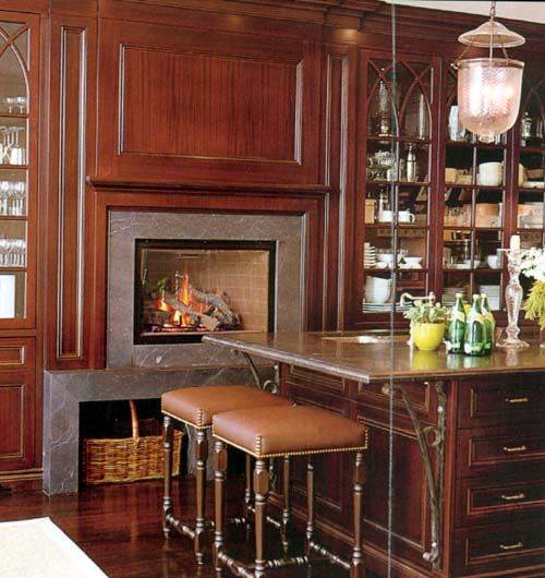 25 Best Ideas About Dining Room Fireplace On Pinterest: 25+ Best Ideas About Fireplace In Kitchen On Pinterest
