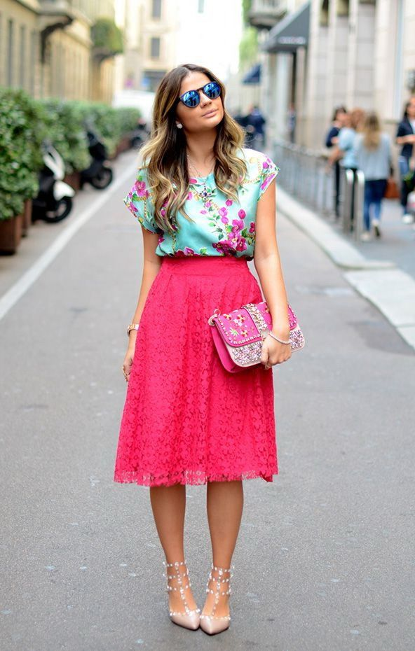 17 best ideas about wedding guest midi skirts on
