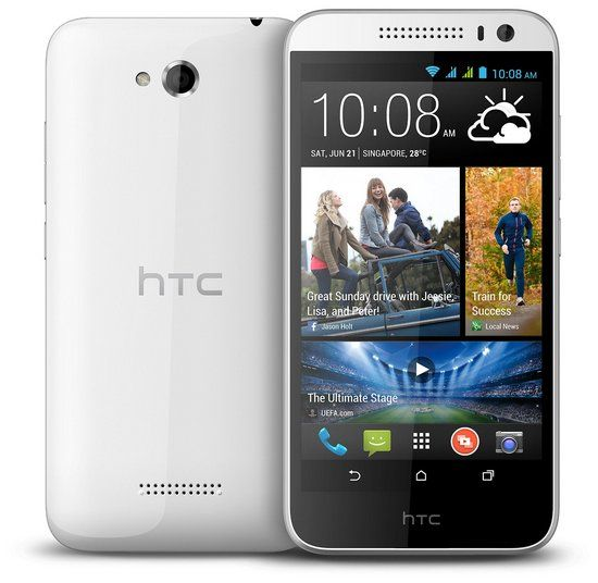 The Unlocked HTC Desire 616 Dual-SIM Android smartphone is now available in USA market. You can find it unlocked from online retailers such as Amazon.