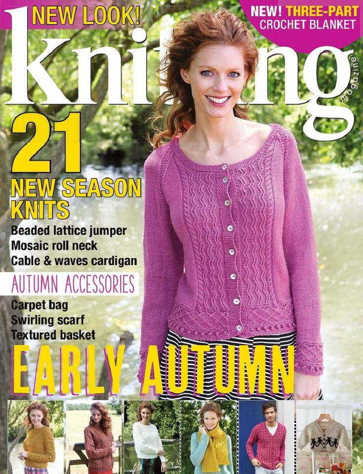 Knitting Magazine  Autumn 2015 - 轻描淡写 - 轻描淡写