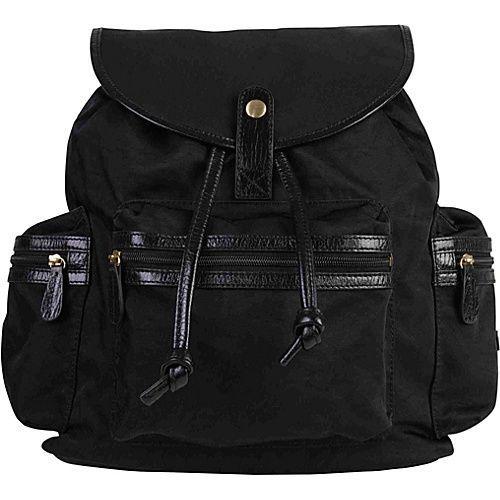 Ellington Handbags Devon Backpack Black | eBay $127.