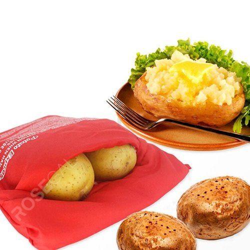 Microwave Oven Potato Bake Bag