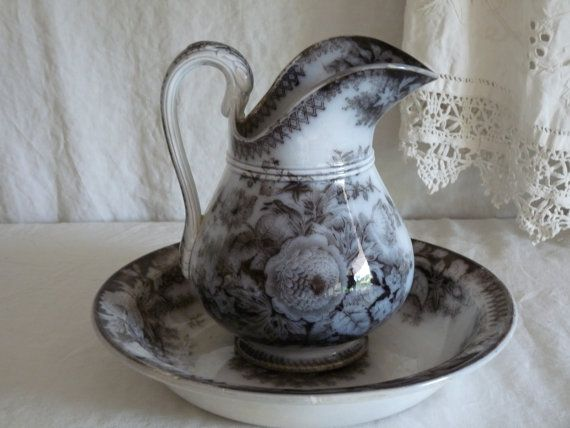 Bathroom Jug 243 best pitcher and bowl sets images on pinterest | water