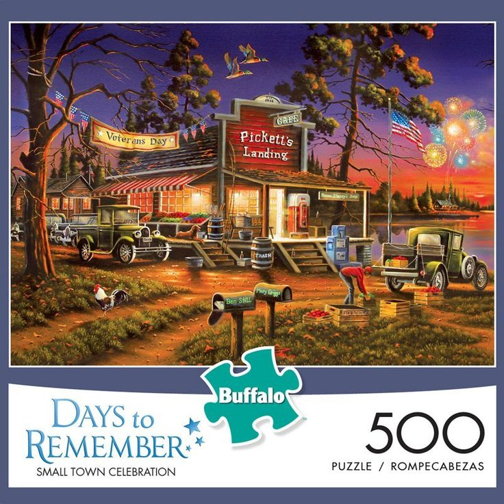 Days to Remember Small Town Celebration 500