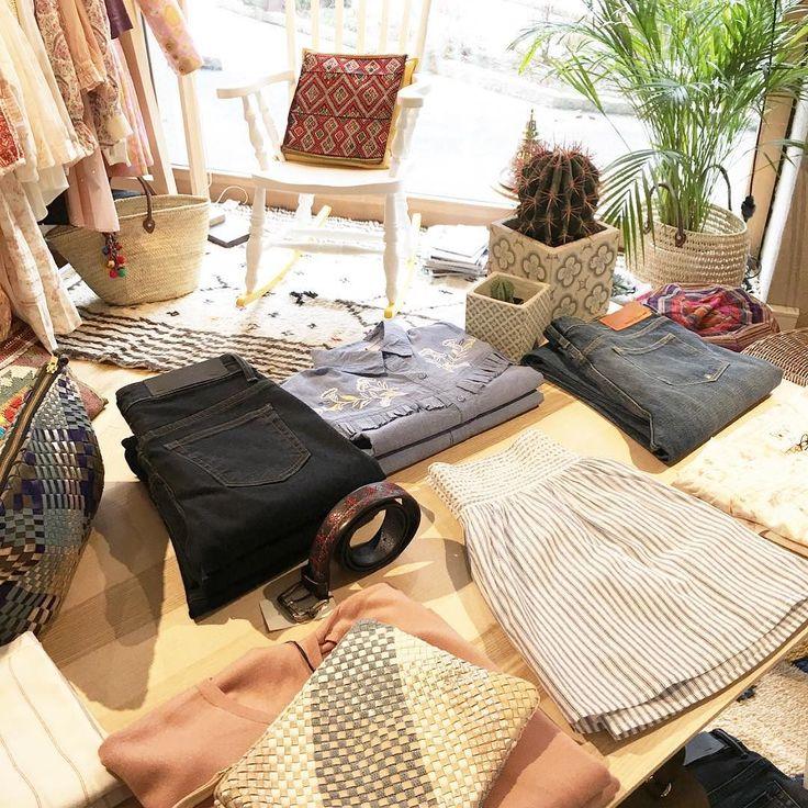 Boutique mode Apache Megeve