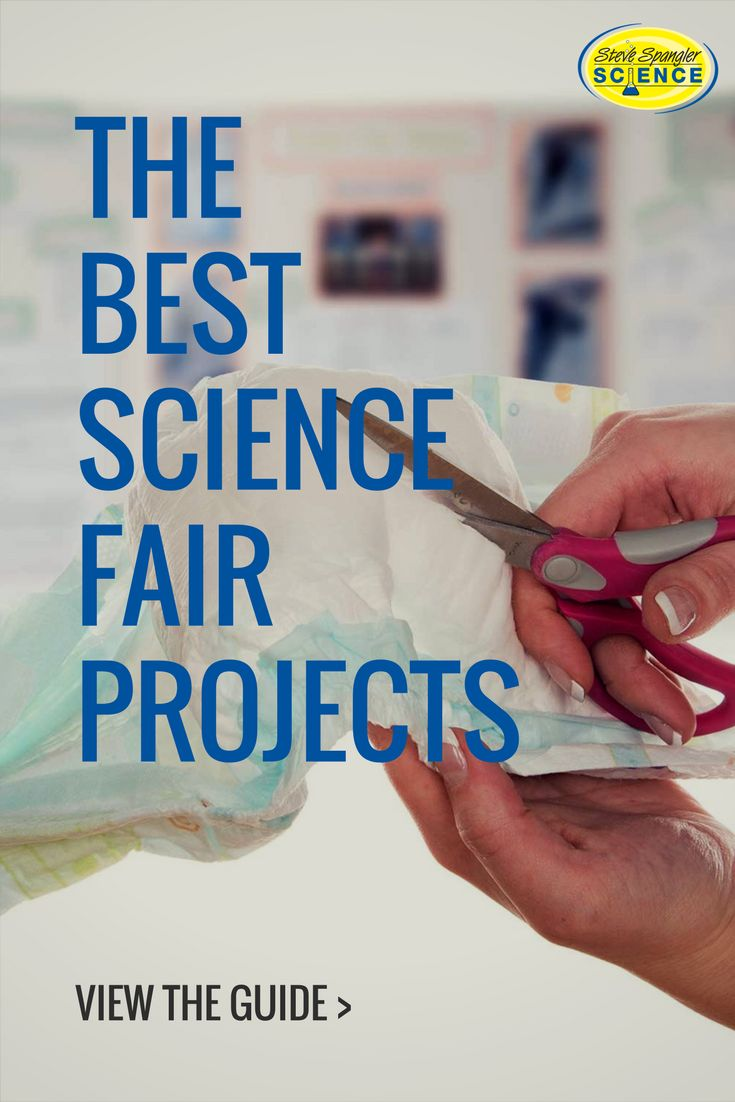 the best science fair projects Help your child or student kick-start their science fair project here is your connection to some of the best free project plans available.