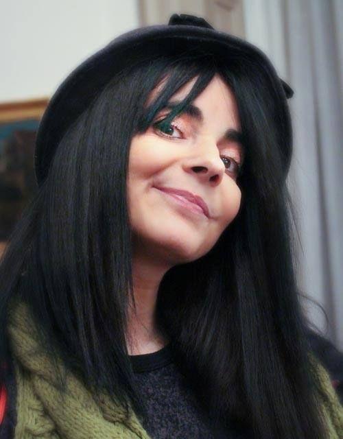 Retrato de Isabel Camblor http://www.clubcultura.com/isabel-camblor
