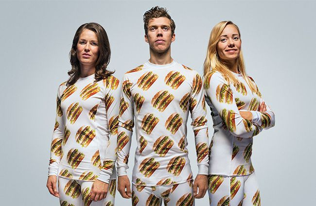 McDonald's (マクドナルド) がファストファッションに進出 ビッグマックがプリントされたアイテムをローンチ