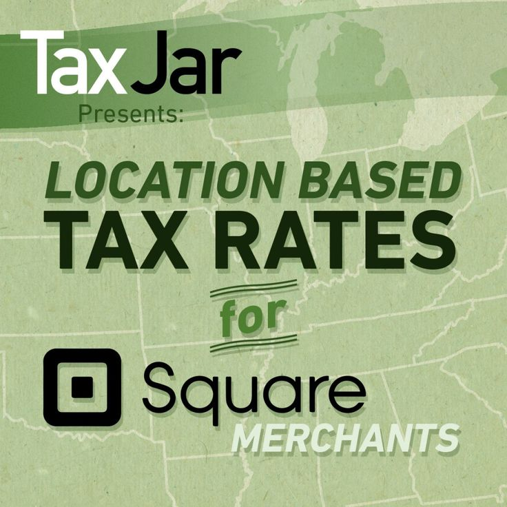 Square users can now connect their Square Register app to TaxJar to automatically look up sales tax rates by location.