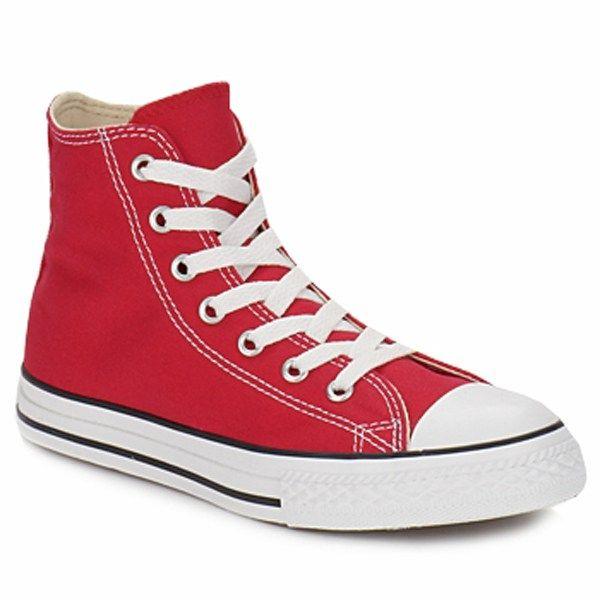 Neu All Sneaker Star Converse Chucks Hi Sneaker All Zapatos Ox Can Rot Rojo M9621 Retro 521fff