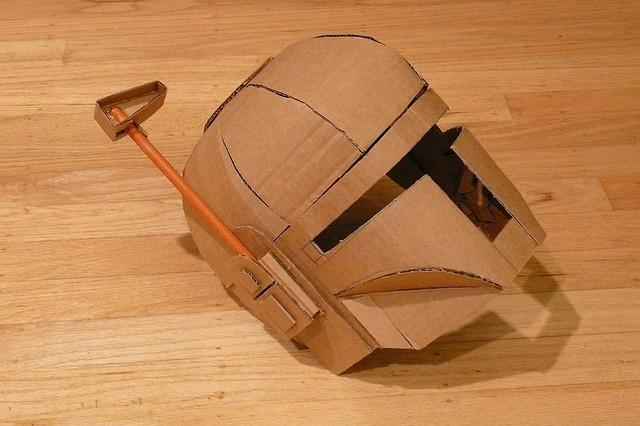 Boba Fett helmet, via Flickr.