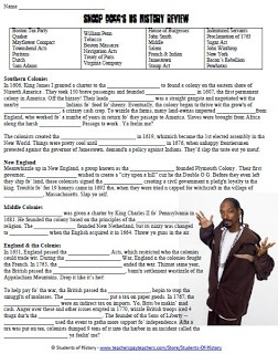 "Here are four of the most fun worksheets my students go crazy for all year long. Each is a cloze reading activity that includes vocabulary from American History and a story translated into ""Snoop Dogg"" speak about a different topic.    Each is a hilarious overview of each unit in American history and can be completed by students as an in-class activity, for homework, or to review before a test! Drop it like it's hot!!"