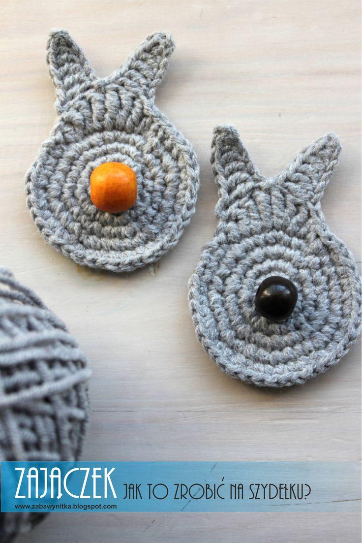 #crochet #rabbit
