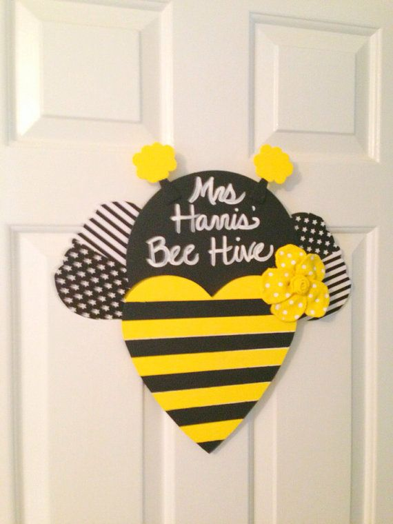 Shop For Bumble Bee Decor On Etsy The Place To Express Your Creativity Through Buying And Selling Of Handmade Vintage Goods