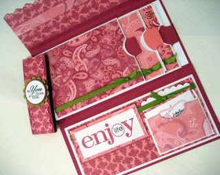 photos: Envelope Scrapbook