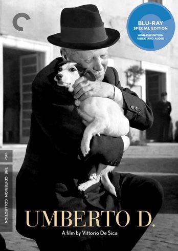Umberto D. (1952): Directed by Vittoria da Sica. One of the most heartbreaking films. Flike!
