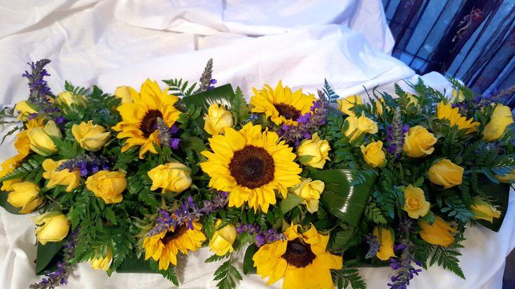 Sunflowers by Mariska's florist fochville