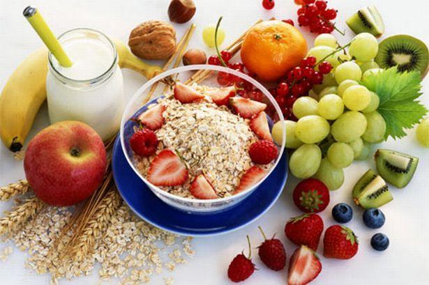 Основные принципы здорового питания для стройной фигуры!