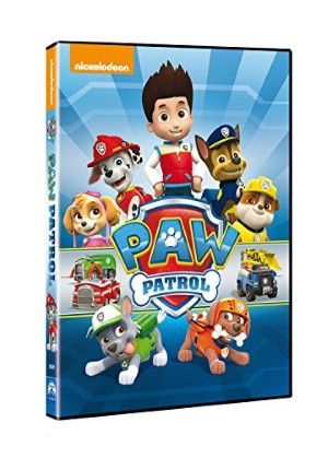 Paw Patrol Anak Anjing Terbang
